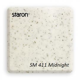 Каменть Staron Midnight
