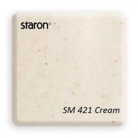 Каменть Staron Cream