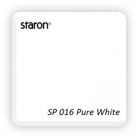 Каменть Staron Pure White