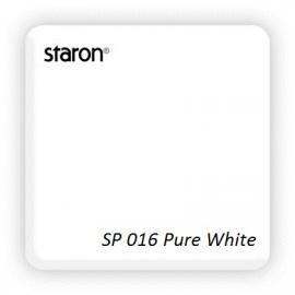 Каменть Staron Pure White