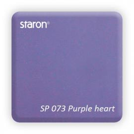 Каменть Staron Purple heart
