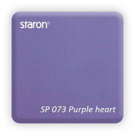 Каменть Staron Purple heart