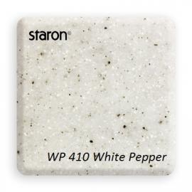Каменть Staron White Pepper