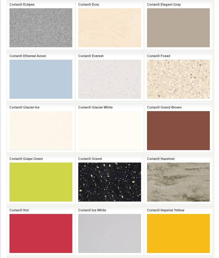 Цветовые решения из камня montelli dupont