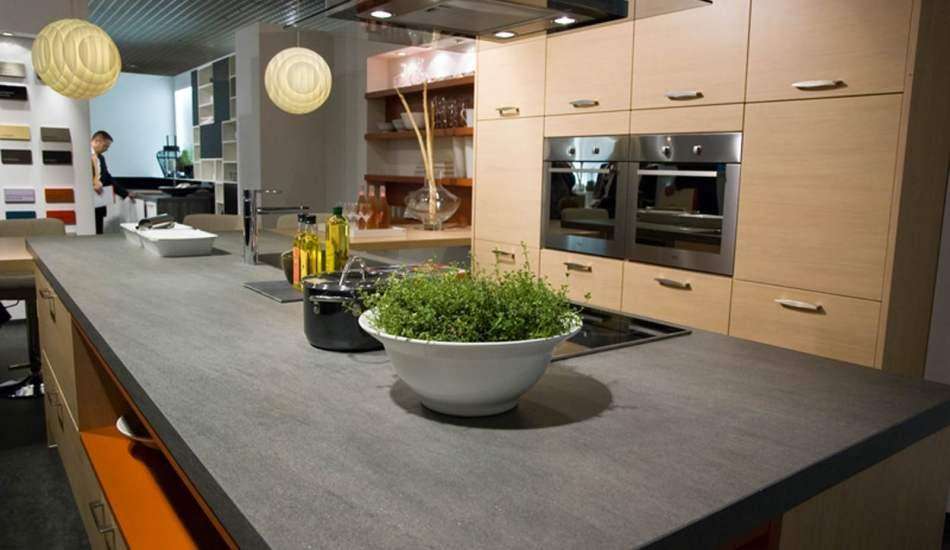 Кухонная столешница островная