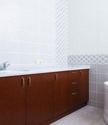 акриловая столешница в ванную