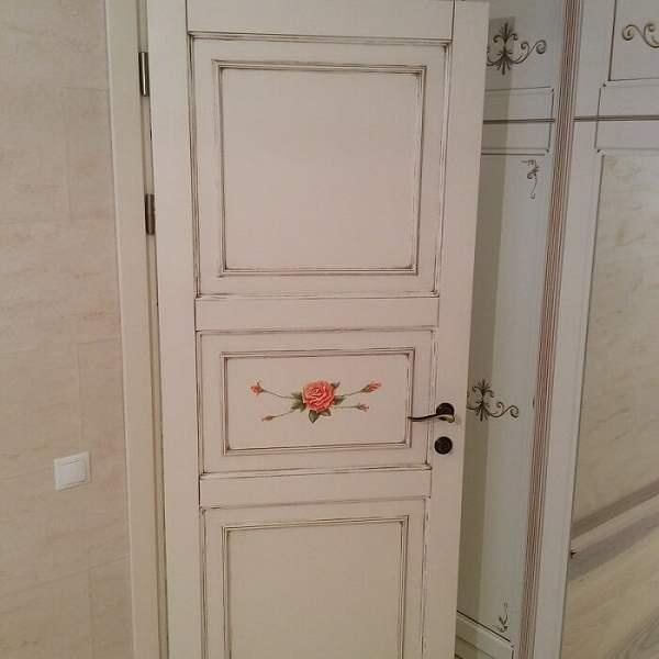 Межкомнатные двери изготовление